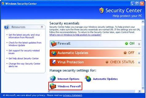 best firewall for xp how to turn windows firewall