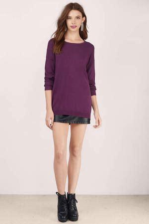 burgundy boat neck sweater trendy burgundy sweater boat neck sweater 22 00