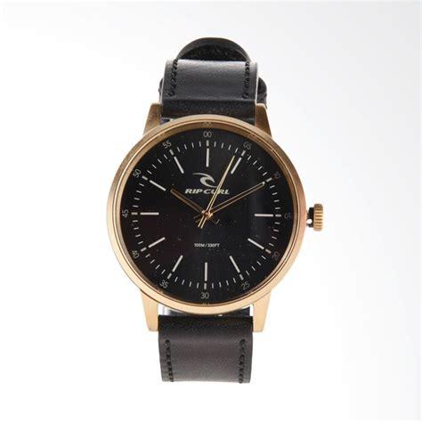 Jam Tangan Pria Rip Curl Date Analog Leather Mds 1302 jual rip curl leather jam tangan pria gold a2805 146 harga kualitas