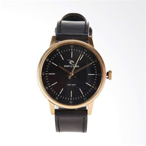 Jam Tangan Rantai Pria Cowok Ripcurl Rip Curl Crono Model Rolex Ac Qq jual rip curl leather jam tangan pria gold a2805
