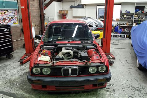 ls for bmw e30 gets an ls racingjunk