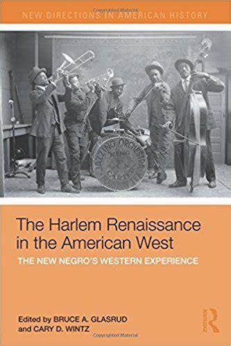 harlem renaissance   american west artsculture