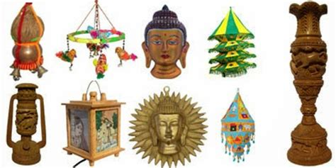 home decoration products handicrafts of india june 2009