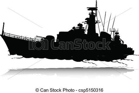 war boat clipart clip art vector of war boat vector silhouettes csp5150316