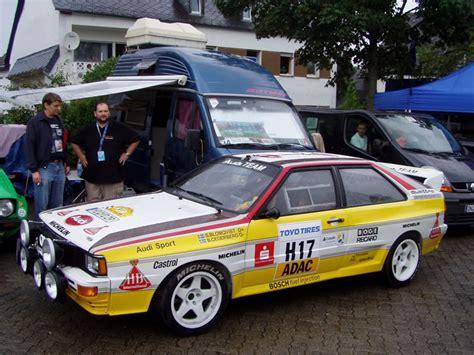Audi Quattro A2 by Audi Le Turini En Audi Quattro A2 Avec Walter Blog