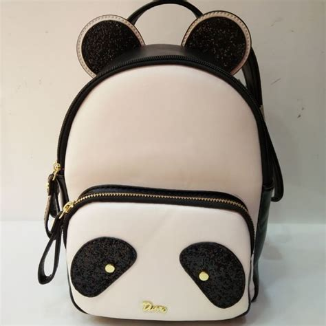 Bag Korea Po G3274who korean panda big backpack