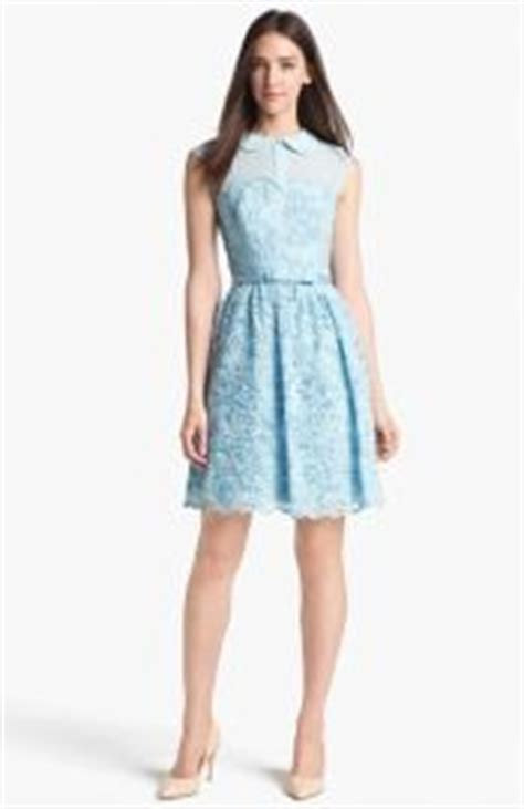 Camerons Kinda Sorta Dress by Wornontv Liv S Blue Lace Collared Dress On Liv And Maddie