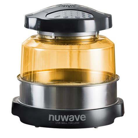 Nuwave Countertop Cooker by Nuwave Pro Plus Countertop Oven 04160 The Home Depot