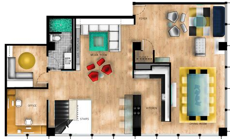 rendered house designs apartment floor plans autocad apartment floor plan autocad drawing autocad dwg and