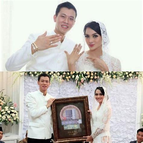 Berapa Edwin resmi menikah ririn ekawati akhirnya lepas status janda kabar berita artikel gossip