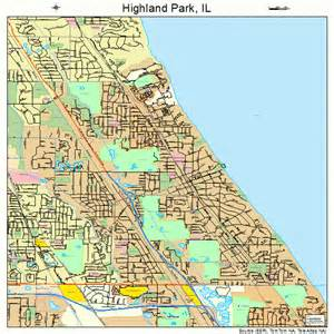 highland park map highland il pictures posters news and on your