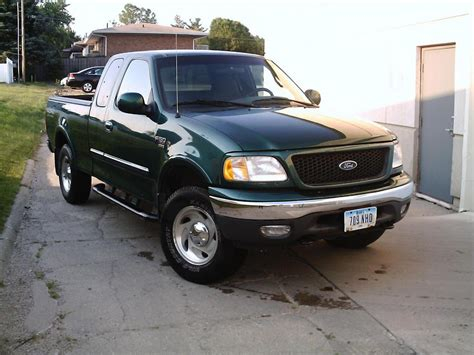 2000 Ford F150 by Troutster52 2000 Ford F150 Cabshort Bed 4d Specs
