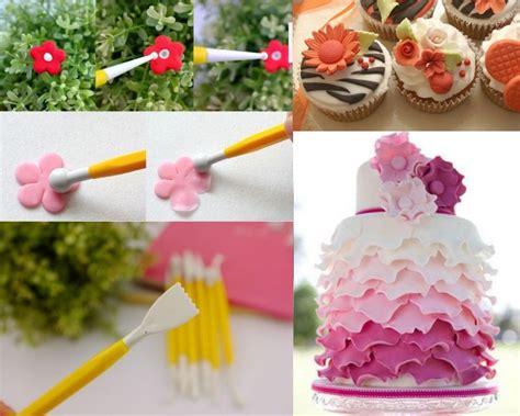 8 outils ustensiles ebauchoir pour modelage d 233 coration alimentaire gateau ou fimo sculpter