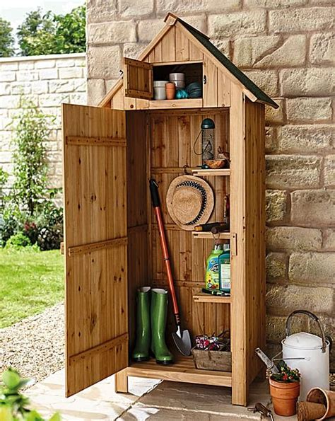 ideas  garden tool storage  pinterest