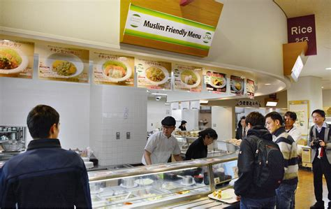Beppu campus cafeteria becomes nation s biggest halal certified eatery the japan times