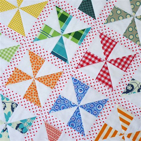 Quilt Pattern Pinwheel by Pepper Quilts Pinwheels On Parade Quilt And New Quilt
