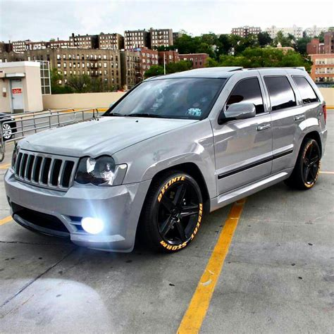 srt jeep 08 jeep srt8 for jeep grand srt front view on