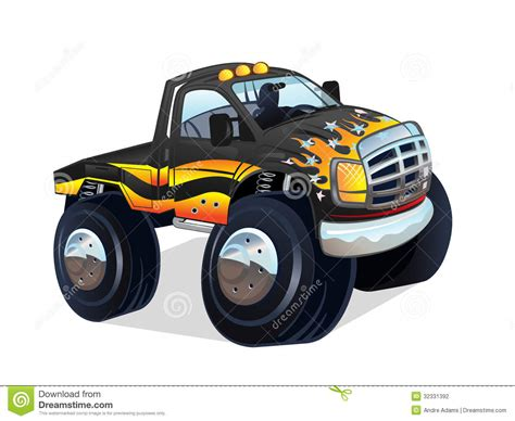 monster truck video download free monster truck free clipart collection