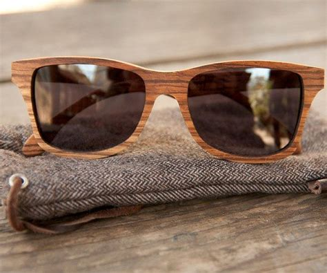 Shwood Handcrafted Wooden Eyewear - canby zebrawood sunglasses by shwood review 187 the gadget flow