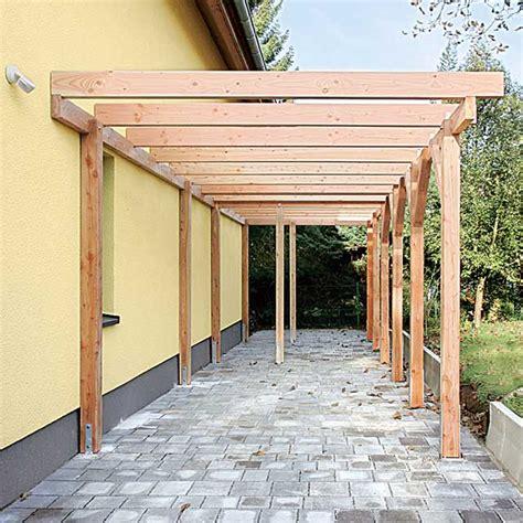 carport bauanleitung carport mit ger 228 teraum gartenhaus carport bild 23