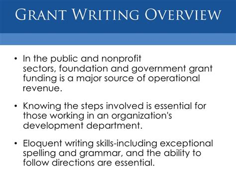 Scholarship Grants For Mba Programs In The Usa by Grant Funding For Nonprofit Organizations