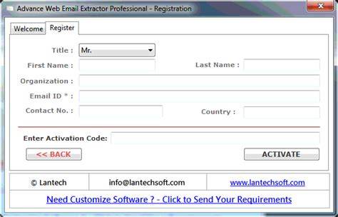 How To Extract Email Addresses From Search Email Extractor Urls Email Extractor Website Email Extractor Url Extract Email