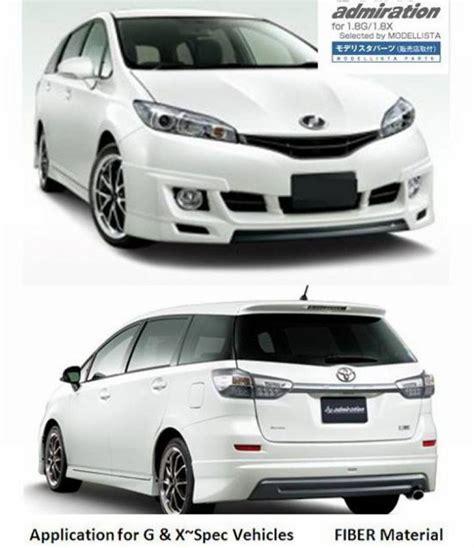 x spec toyota wish 09 g x spec admiration end 7 5 2017 12 04 am