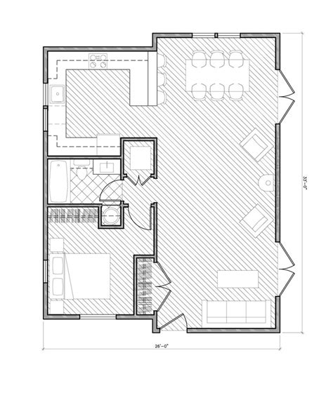 mother in law additions 600 sq ft plans joy studio mother in law cottage plans is a great layout only is