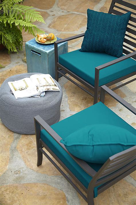 cushions for patio furniture outdoor patio cushions with summer style
