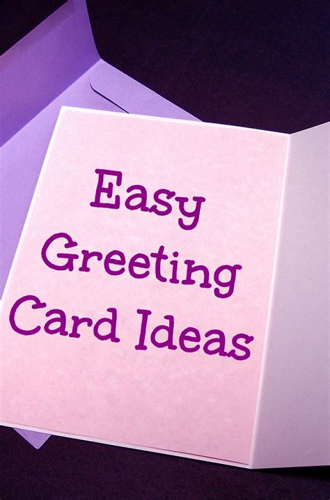 easy card for easy greeting card ideas i like it frantic