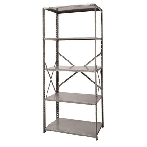 open shelving starter unit medium duty model 10