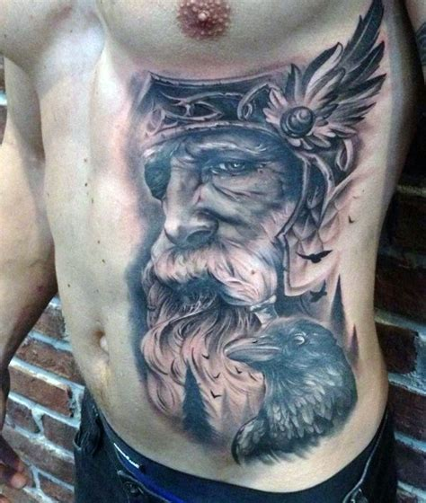 odin tattoo 60 odin designs for norse ink ideas