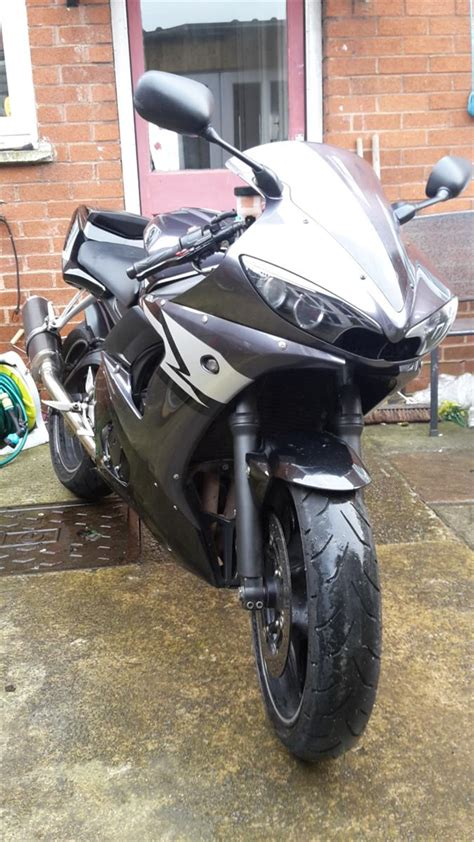 Headl Yamaha R6 used 2005 yamaha r6 for sale in south glamorgan pistonheads