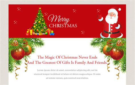 email greeting card templates free 10 email newsletter templates designerslib