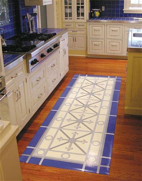 hand painted vinyl floor mats my dream home pinterest