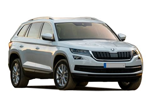 Skoda Kodiaq SUV review   Carbuyer