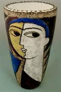 picasso vasen picasso womans vase ceramics pottery etc
