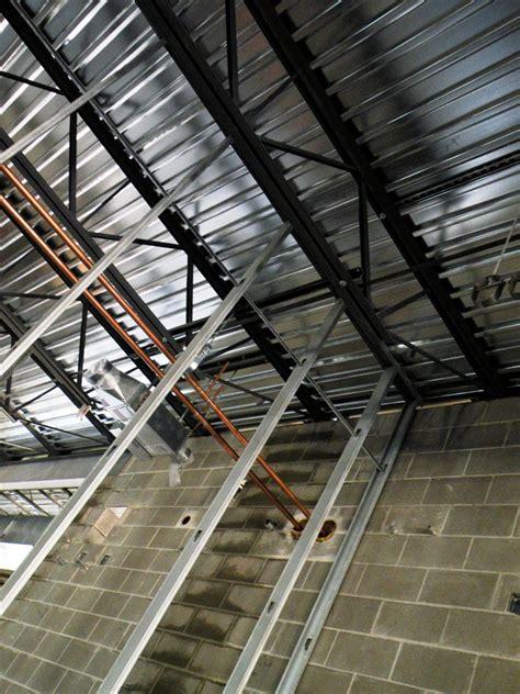light gauge steel deck framing ceiling joist framing pranksenders