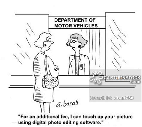 nj dept of motor vehicle dmv and comics pictures from cartoonstock