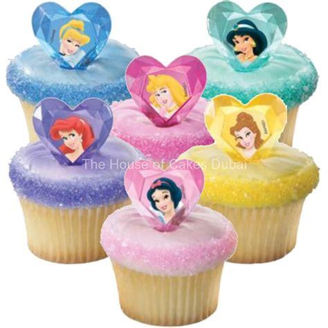 disney princesses cupcakes 1