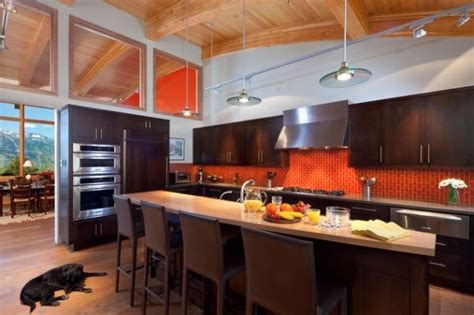 orange kitchen ideas the underused interior design color how to use orange