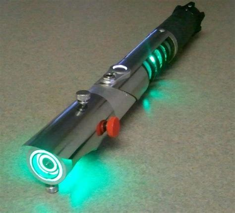 Hton S Handcrafted Lightsabers - with ken hton of hton s crafted