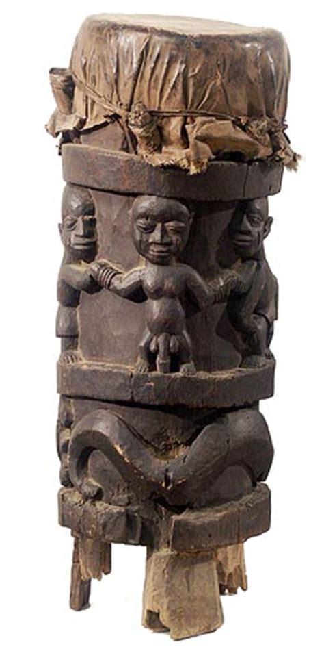 yoruba drum  nigeria