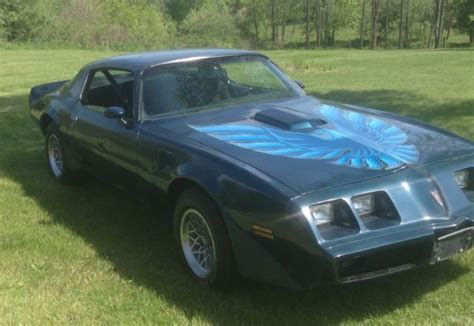 seller of classic cars 1979 pontiac trans am red black
