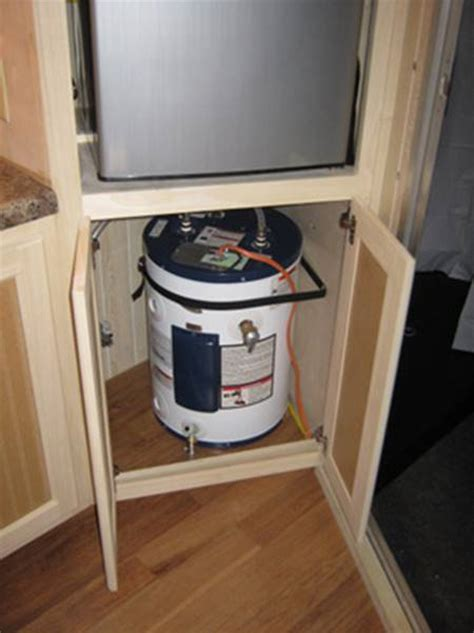 Water Heater Cabinet Cabinet To Hide Water Heater Nest Water Heater Cabinet