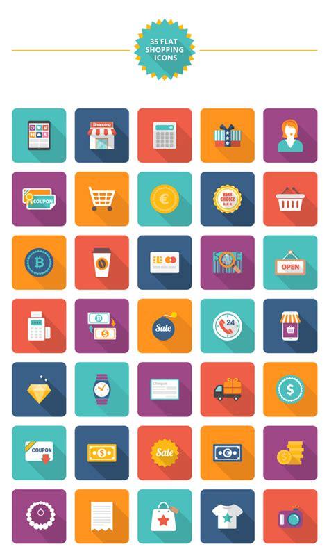 werkstatt symbol free 35 flat shopping icons designbeep
