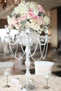 Shabby Chic Chandeliers Cheap by Diy Flowers Amp Crystal Candelabras Suggestions Wanted