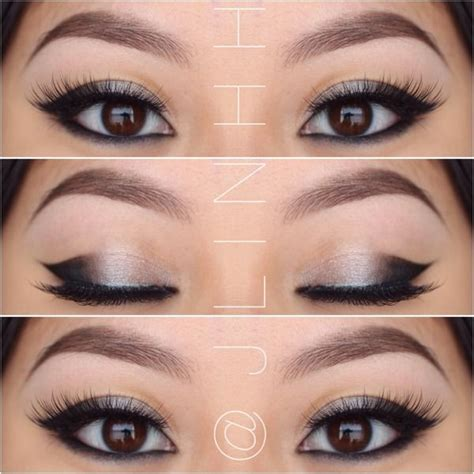eyeliner tutorial for asian eyes cat eye makeup for asian eyes might look better than