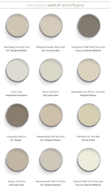 warm neutral paint colors 17 best images about grey and greige paint tones on