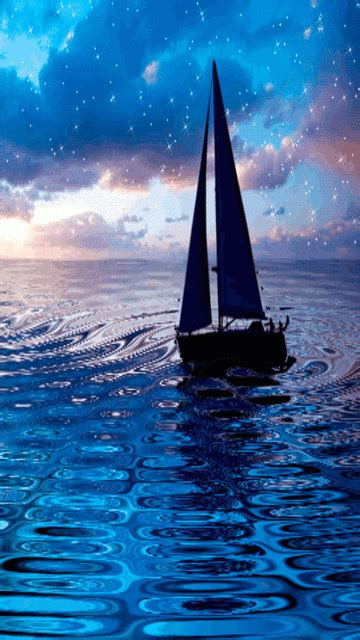 sailboat gif 30 amazing animated yacht sailing gifs best animations